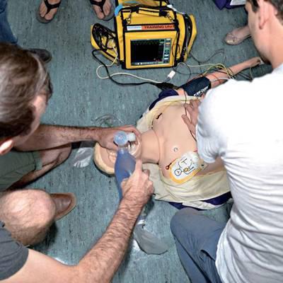 Für den medizinischen Notfall