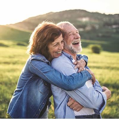 Später verliebt – länger glücklich?