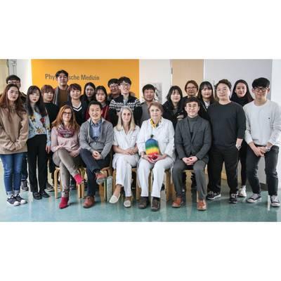 Koreanische Studierende besuchten das Landesklinikum Zwettl