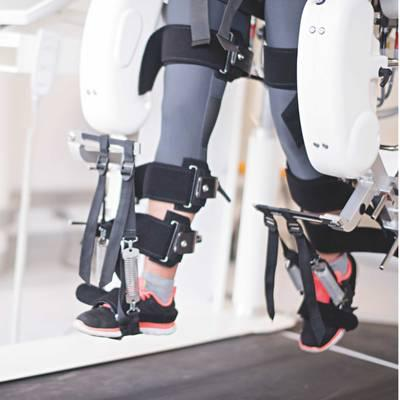 Technologiegestützte Schlaganfallrehabilitation