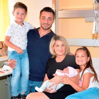 500. Baby im UK St. Pölten