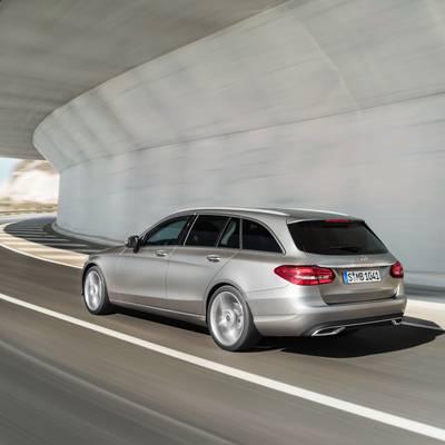 Das Mercedes C-Klasse Facelift