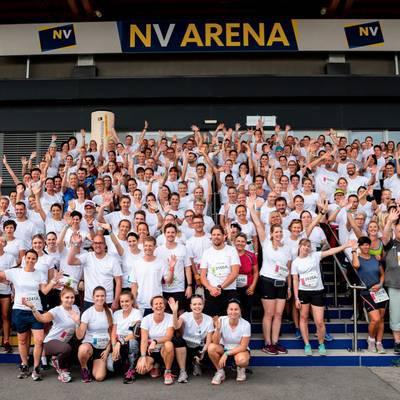 UK St. Pölten: 300 Mitarbeiter bei Vision Run