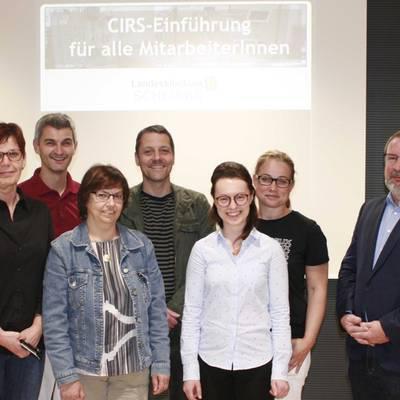 CIRS vorgestellt