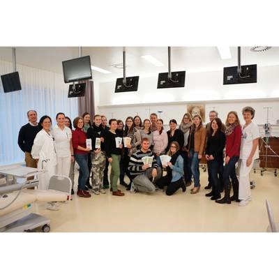 Informationsfolder für Onkologische Ambulanz