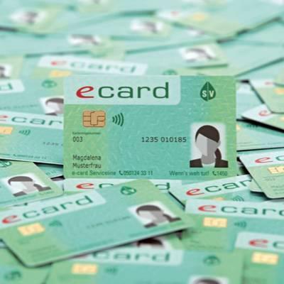 Infos zur neuen e-card