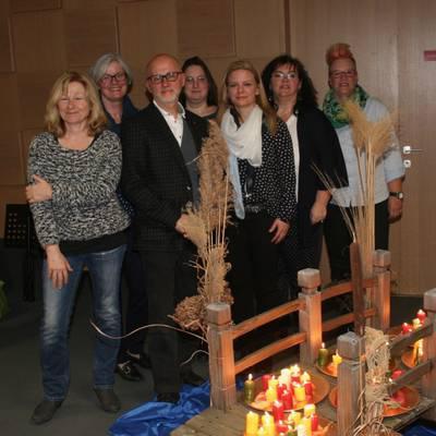 Gedenkfeier für verstorbene Palliativpatienten