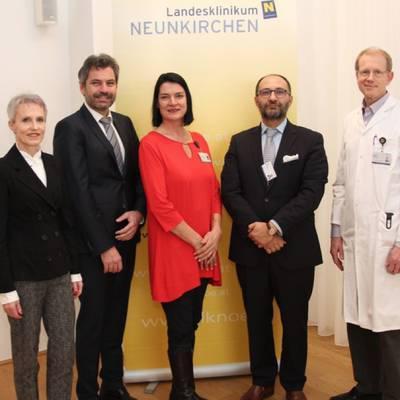 Assadian ist neuer Ärztlicher Direktor