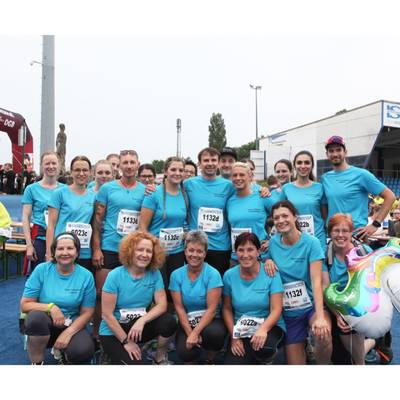 Landesklinikum-Frauen gewinnen Firmenlauf
