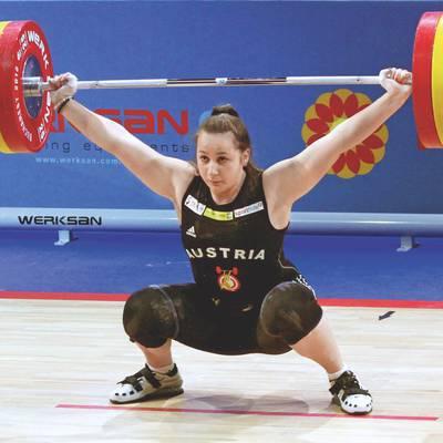Die stärkste Frau Österreichs