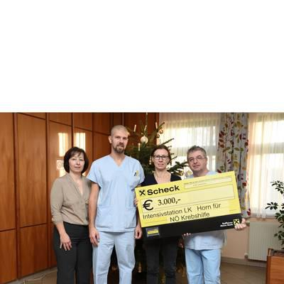 Für NÖ Krebshilfe