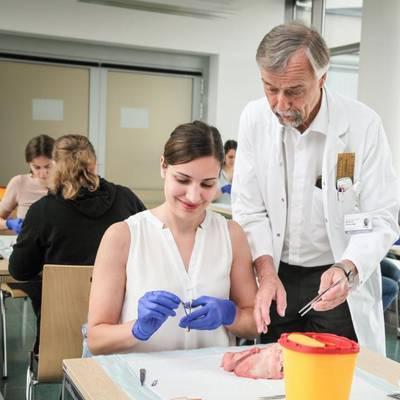 Erfolgreiche MedSummerSchool im LK Zwettl