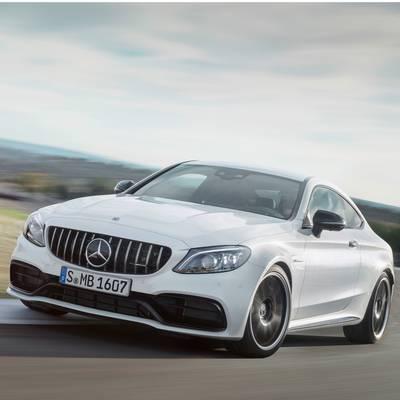 Mercedes AMG C-Klasse