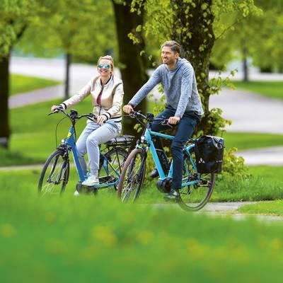Die neue Lust am Radfahren