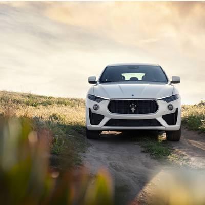 Der neue Maserati Levante GTS