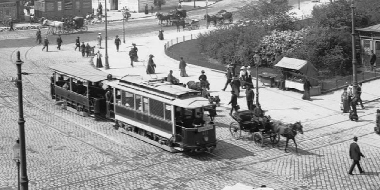 Zeitreise durch Wien - damals und heute