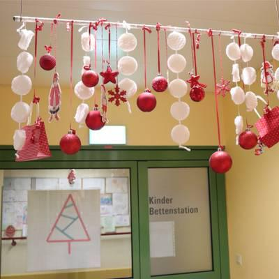 Weihnachten im Klinikum