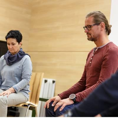 Meditation als rehabilitative-therapeutische Methode