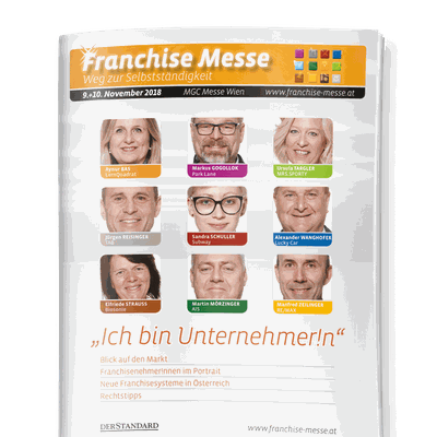 Franchise Messe 2018