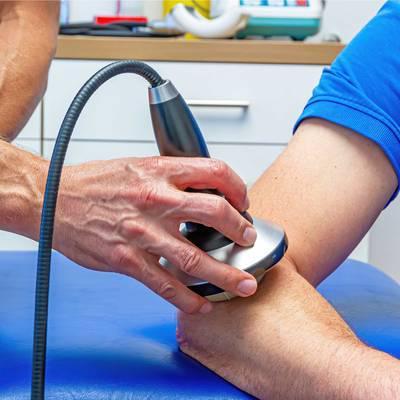 Stoßwellentherapie in der Orthopädie