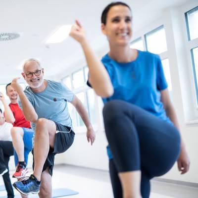 Aktiv sein – gesund bleiben