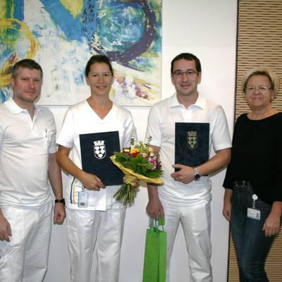 Experten in der OP-Pflege