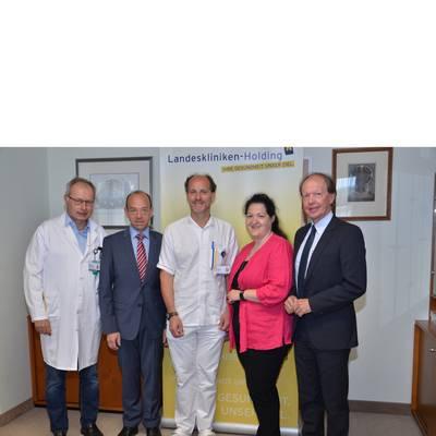 Dr. Andreas Kölbl übernimmt Leitung der Augenabteilung
