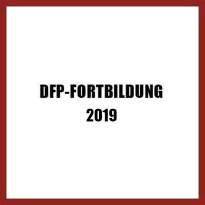 DFP-FORTBILDUNG 2019